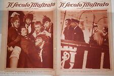 Umberto di Savoia e Maria Jose Primo Picchi Marlene Dietrich Stoffe Matricole di