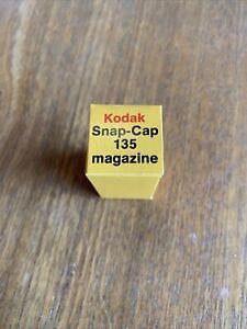Sealed Box Kodak Snap-Cap 135 Metal Magazine NOS