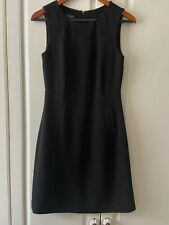Hobbs Black A Line Dress, Size 8