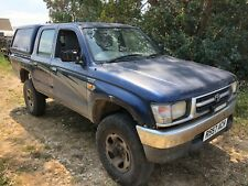 Toyota Hilux 2.4 TD Double Cab Pick up offroad
