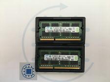 8GB (2x 4GB ) DDR3 2Rx8 12800S 1600 MHz Markenspeicher Laptop RAM