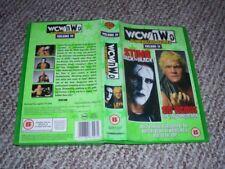 Wrestling VHS WCW / NWO Superstar Series IV WWF ECW englischer Ton TNA WWE ROH