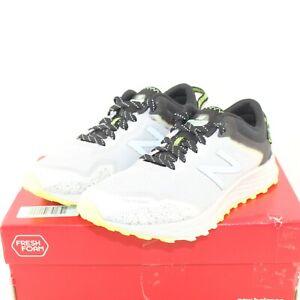 NEW BALANCE ARISHI womens athletic shoe size 7.5 W gray black airflow fabric NEW