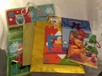 . Collection of 6 Gift Bags