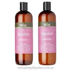 PPC Herbs Wild Volumiser Shampoo & Conditioner for fine hair 2 x 500ml