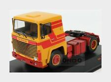 Scania LBT 141 1976 Yellow Red IXO 1:43 TR075 Model