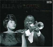 Ella Fitzgerald and Louis Armstrong : A Fine Romance  [Audio 2 CD]