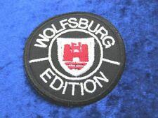 + VOLKSWAGEN VW Wolfsburg Edition Aufnäher / Patch / Sticker