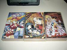 VHS SHAMANIC PRINCESS COMPLETO ANIME INEDITO DVD DYNAMIC  YAMATO HENTAI OAV OVA