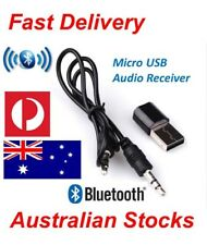 Micro Bluetooth 3.5mm Audio USB Receiver Adapter Music Dongle AUX A2DP Car