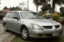 MITSUBISHI MAGNA WAGON 2004 AUTO.... RELIABLE ....SELL AS IS..