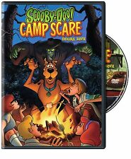 Scooby Doo Camp Scare (DVD,) *New,Sealed*