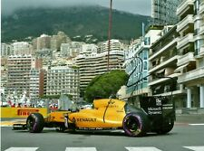 Kevin Magnussen Renault RS 16 2016 Monaco Grand Prix F1 Haas Signed photo