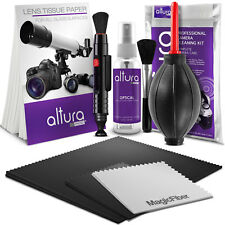 Altura Photo® Professional Camera & Lens Cleaning Kit for Canon Nikon Sony DSRL