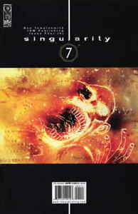 Singularity 7 #4 VF; IDW   save on shipping - details inside