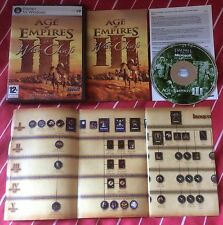 Age of Empires III War Chiefs Expansion Pack PC CD-ROM