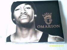 OMARION - O - 3 MIX PROMO CD SINGLE