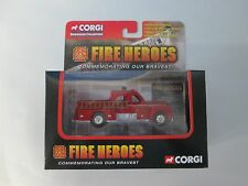 Corgi Fire Heroes 1951 Seagrave 70th Anniversary Pumper CS90012