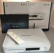 Harman KARDON bds-280s Premium Blu-Ray Home Cinema Ricevitore AMPLIFICATORE 2.1 4K