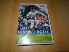 Jeux vidéo Pro Evolution Soccer pour Sport et Nintendo Wii
