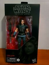 NEW Star Wars Black Series Cara Dune The Mandalorian Six 6 Inch Hasbro Figure