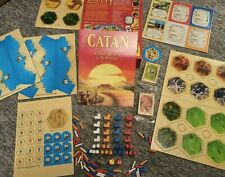 Genuine Settlers of Catan 5th Ed 3071 Add On or Replacement Parts NEW spare