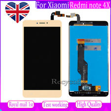 For Xiaomi Redmi Note 4X Screen Replacement LCD Touch Display Digitizer Gold