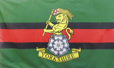 YORKSHIRE REGIMENT FLAG 5' x 3' British Army York Catterick Garrison Armed Force