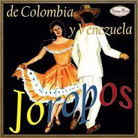 JOROPOS DE COLOMBIA Y VENEZUELA iLatina CD #18 Bailes Típicos Folklore World