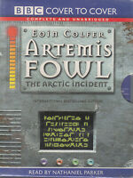 Eoin Colfer Artemis Fowl Arctic Incident 6 Cassette Audio Book NEW Unabridged
