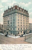 NEW YORK CITY – Hotel Navarre (7th Avenue at 38th Street) – udb (pre 1908)
