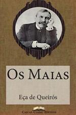 Grandes Clássicos Luso-Brasileiros: OS Maias by Jose Maria de Eça de Queirós...