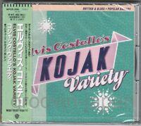 Sealed Promo ELVIS COSTELLO Kojak Variety JAPAN CD WPCR-258 w/OBI Free S&H/P&P