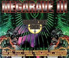 MEGARAVE III  = Prophet/Genlog/Buzz/Rob/Gold/Dee/PCP...=2CD= HARDCORE GABBER !!