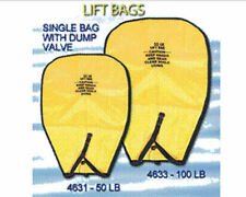 Lift Bag Wreck Salvage Rescue Dive Underwater Scuba Recovery Treasure Find