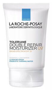 La Roche-Posay Prebiotic Skincare, Double Repair, Face Moisturizer  Exp: 3/2023