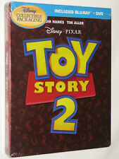 Toy Story 2 (1999) Blu-ray 2-Disc Future Shop Exclusive Steelbook Ironpack