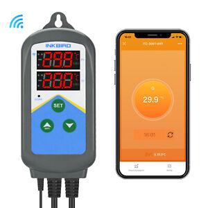 ITC-306T Heating Reptiles Thermostat WiFi Inkbird APP Temperature Monitoring EU