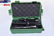 Tactical Flashlight / Light / Torch T6 LED G700 X800 Military 800LM