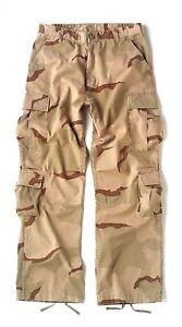 Rothco 2186 Tri-Color Desert Camo Vintage Paratrooper Fatigue Pants