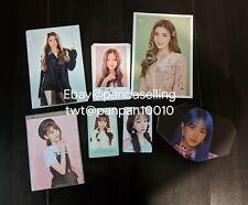 IZ*ONE/IZONE Official Sakura/Hitomi Photocard COLOR*IZ [M&M] Read DESC US Seller