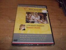 Extraordinary Women: A Woman's Finances With Mary Hunt (DVD, 2009) Life Changing