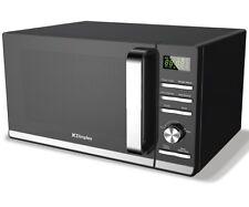 Dimplex 980539 23 Litre 900W 5 Power Levels Black  Microwave Oven Steel Interior