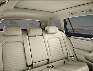 Genuine Volkswagen Passat B8-3G Alltrack & Wagon Sun Blind / Shade Set (2015-ON)
