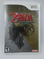 The Legend of Zelda Twilight Princess Nintendo Wii Video Game Disc