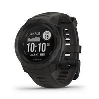 Garmin Instinct Graphite Outdoor GPS Watch