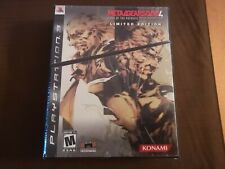 Metal Gear Solid 4: Guns of the Patriots -- Limited Edition (Sony PlayStation 3…