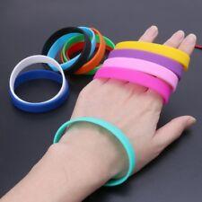 12xFitness Power Bands Men Basketball Sport Energy Wristbands Silicone Bracelets