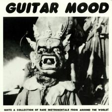 Guitar Mood: Quite A Collection Of Rare Instrumentals From Around The World!