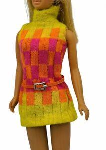 Vintage Barbie 1970's Walking Jamie Furry Friends Dress #1584 ~ Sears Exclusive!